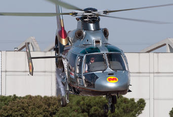 I-CGFE - Private Eurocopter AS365 Dauphin 2