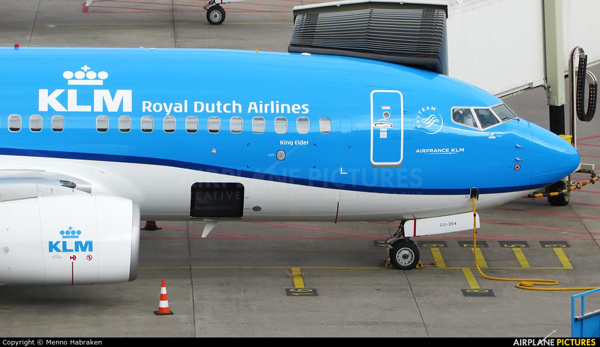 KLM PH-BGG aircraft at Amsterdam - Schiphol