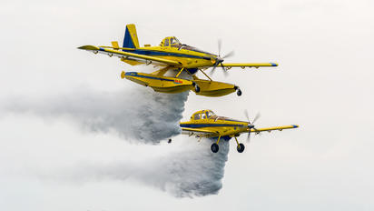 - - Croatia - Air Force Air Tractor AT-802