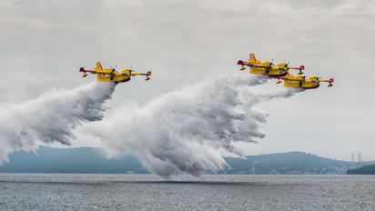 - - Croatia - Air Force Canadair CL-415 (all marks)