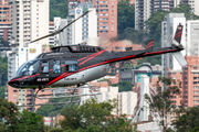 HK-4871 - Private Bell 206L Longranger aircraft