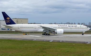 HZ-AK41 - Saudi Arabian Airlines Boeing 777-300ER