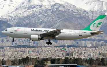 EP-MNG - Mahan Air Airbus A300