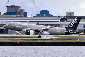 C-GWYD - Bombardier Bombardier BD-500 C Series 100