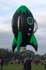 C-FIIY - Private Alien Rocket