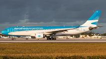 LV-FNK - Aerolineas Argentinas Airbus A330-200 aircraft