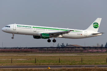 D-ASTV - Germania Airbus A321