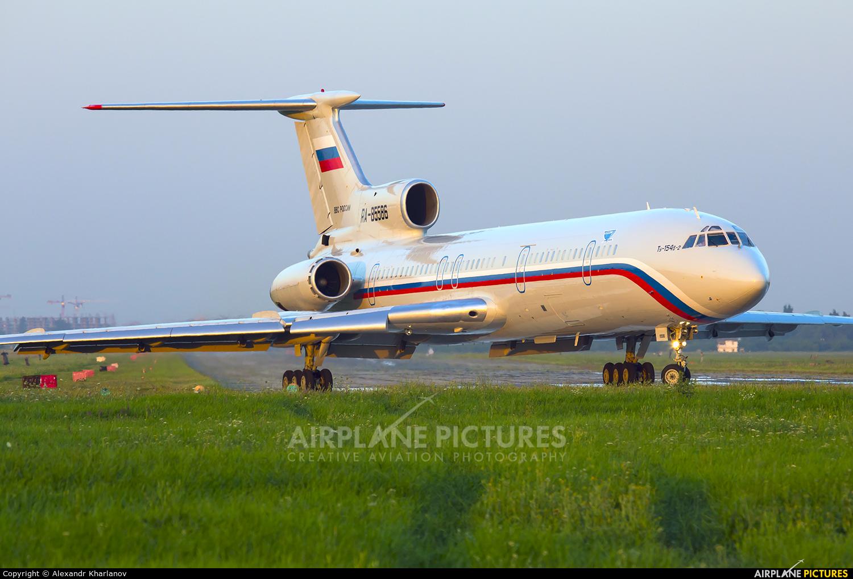 Russia - Air Force RA-85586 aircraft at Krasnodar Tsentralny