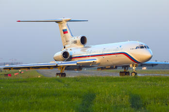 RA-85586 - Russia - Air Force Tupolev Tu-154B-2