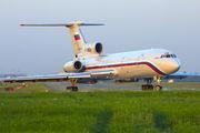 RA-85586 - Russia - Air Force Tupolev Tu-154B-2 aircraft