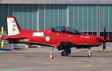 HB-HWC - Royal Australian Air Force Pilatus PC-21