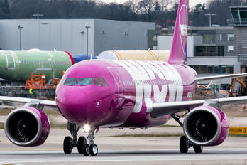 TF-NEO - WOW Air Airbus A320 NEO