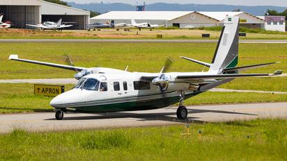 PR-DBR - Private Rockwell 695 Jetprop 980
