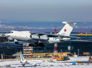 RF-94282 - Russia - Air Force Ilyushin Il-78