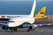 9H-AHA - Air X Boeing 737-500 aircraft
