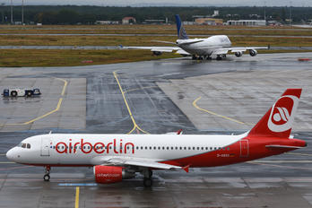 D-ABZA - Air Berlin Airbus A320