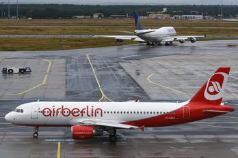 D-ABZA - Air Berlin Airbus A320