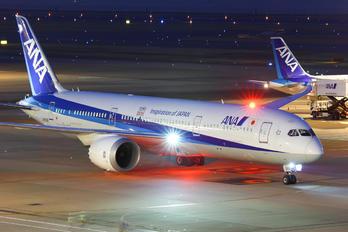 JA830A - ANA - All Nippon Airways Boeing 787-9 Dreamliner