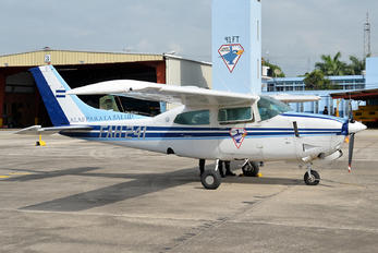 FAH-241 - Honduras - Air Force Cessna 210 Centurion
