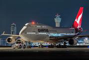 VH-OEH - QANTAS Boeing 747-400ER aircraft