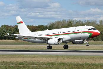 A4O-AA - Oman - Air Force Airbus A320
