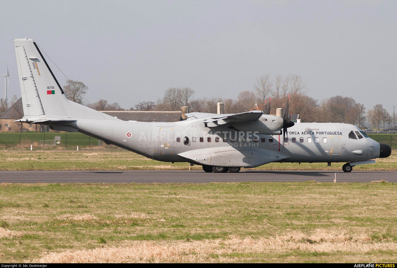 Portugal - Air Force 16701 aircraft at Leeuwarden
