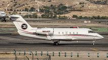N604EF - Wells Fargo Bank Northwest Canadair CL-600 Challenger 600 series aircraft