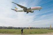 ET-ARK - Ethiopian Cargo Boeing 777F aircraft