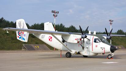 1017 - Poland - Navy PZL M-28 Bryza