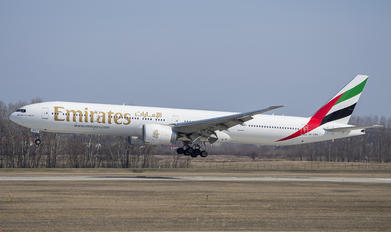 A6-EPH - Emirates Airlines Boeing 777-31H(ER)