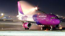 HA-LWA - Wizz Air Airbus A320 aircraft