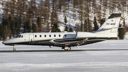 PH-MDG - Air Service Liege Cessna 680 Sovereign