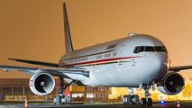 A9C-HMH - Bahrain Amiri Flight Boeing 767-400ER aircraft