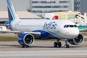 F-WWIU - IndiGo Airbus A320 NEO aircraft