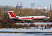 RF-66034 - Russia - Air Force Tupolev Tu-134Sh aircraft