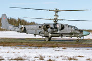 46 - Russia - Air Force Kamov Ka-52 Alligator aircraft