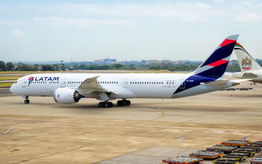 CC-BGF - LATAM Chile Boeing 787-9 Dreamliner