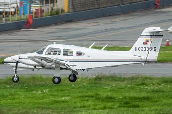 HK-2338-G - Private Piper PA-44 Seminole
