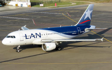 CC-BCD - LAN Airlines Airbus A319