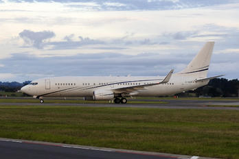 D-AACM - Private Boeing 737-800 BBJ