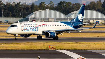 XA-GAG - Aeromexico Connect Embraer ERJ-190 (190-100)