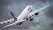 N78002 - United Airlines Boeing 777-200ER aircraft