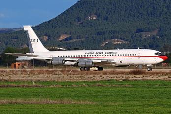 T.17-2 - Spain - Air Force Boeing 707-300