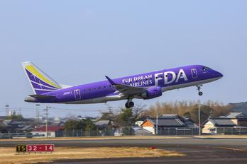 JA06FJ - Fuji Dream Airlines Embraer ERJ-175 (170-200)