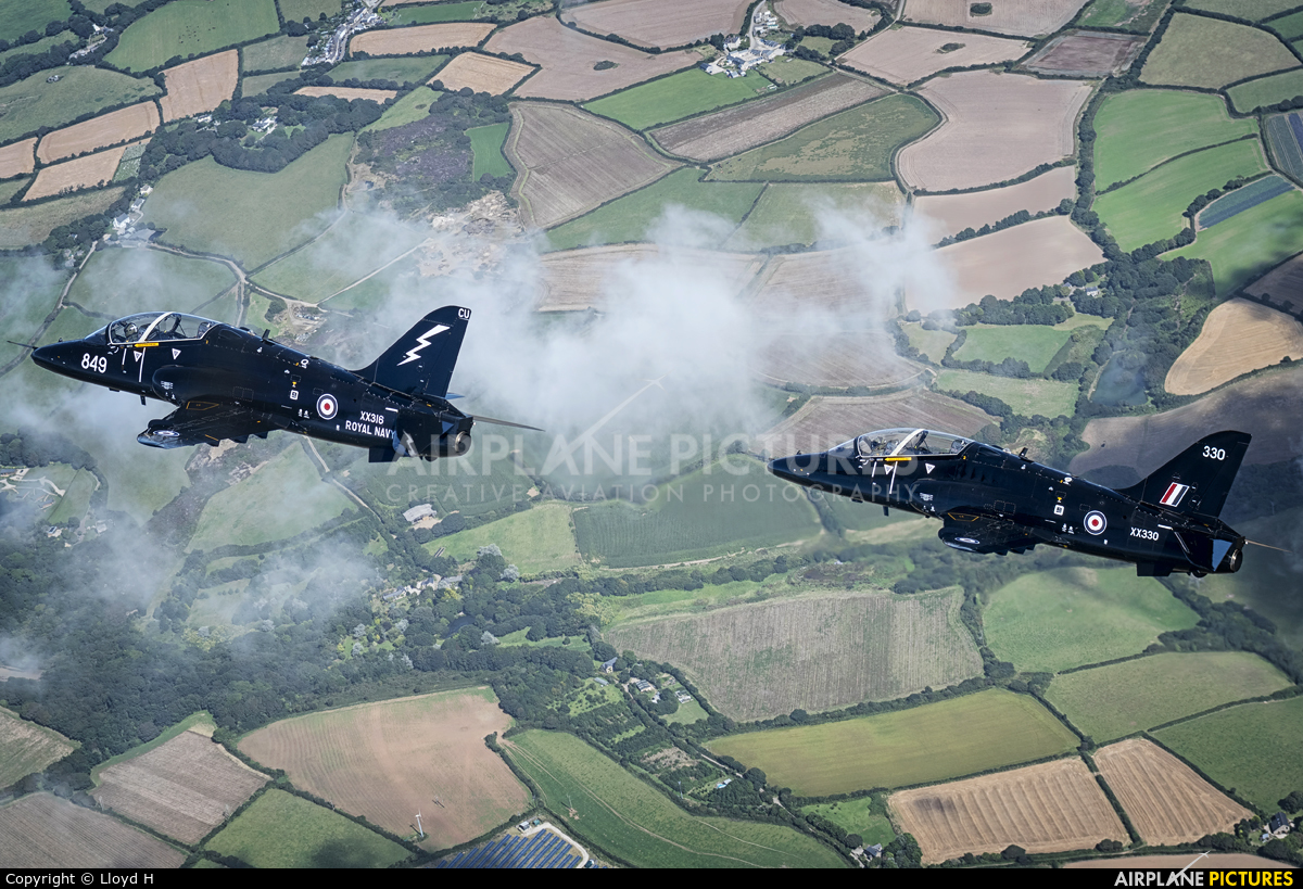 Royal Air Force XX316 aircraft at In Flight - England