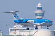 PH-KZI - KLM Cityhopper Fokker 70 aircraft