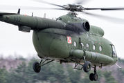 652 - Poland - Air Force Mil Mi-8T aircraft