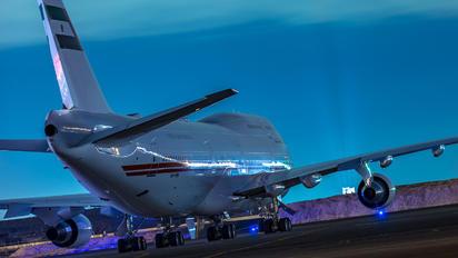 N108UA - United Airlines Boeing 747-400