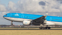 PH-AOD - KLM Airbus A330-200 aircraft