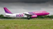 HA-LWE - Wizz Air Airbus A320 aircraft